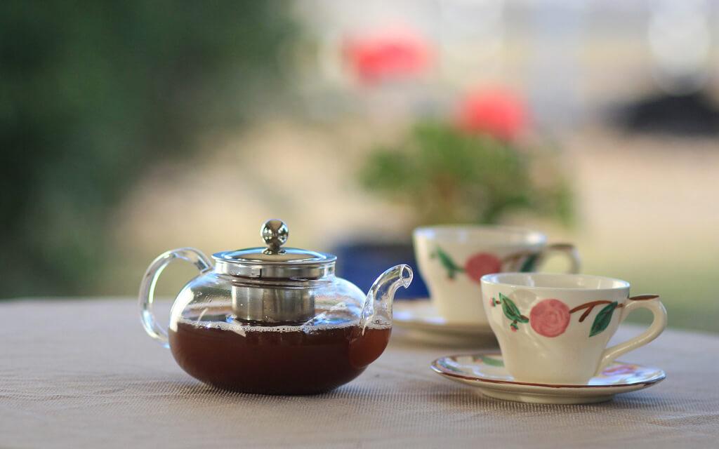 紅茶とポリフェノール