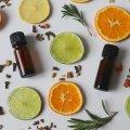 柑橘とアロマ