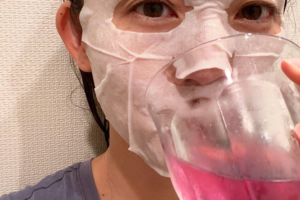 上田 RUHAKU シートマスク